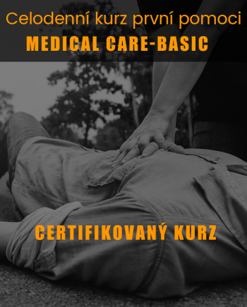 Medical Basic certofikovaný kurz