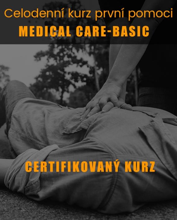 Medical Basic certofikovaný kurz