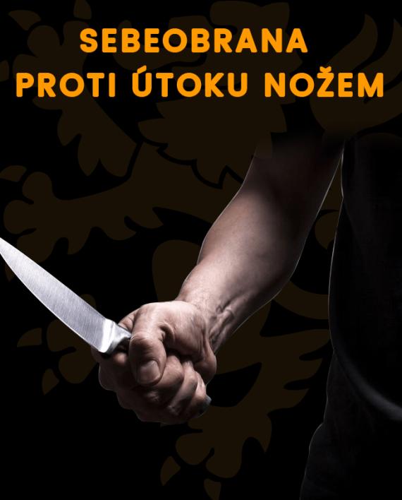 Ikonka kurzu Sebeobrana proti utoku no+żem