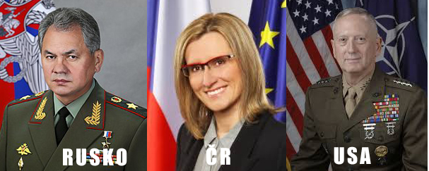 Ministři fb