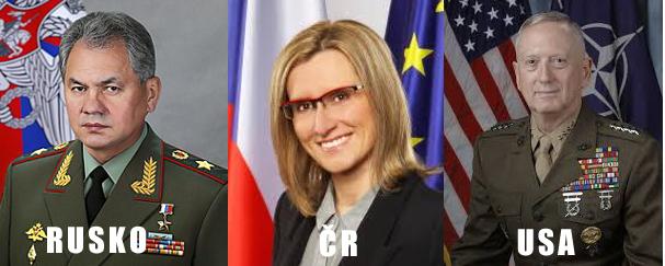 Ministři